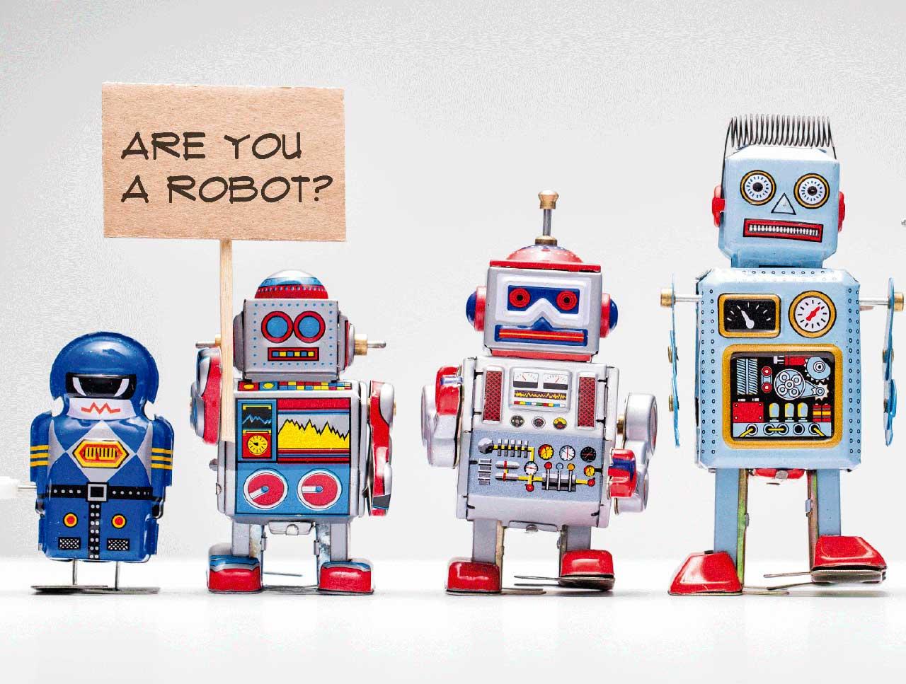 reCAPTCHA - I Am not a Robot