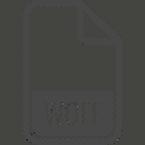 woff webfonts logo